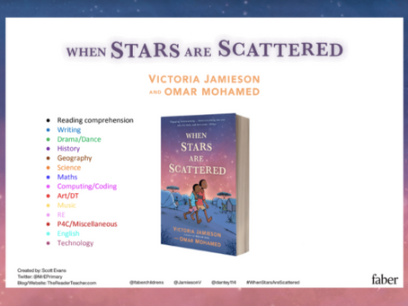 Blog Tour (Resources): When Stars Are Scattered by Victoria Jamieson & Omar Mohamed