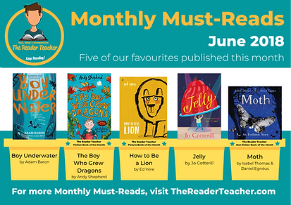 The Reader Teacher June 2018 Monthly Mus