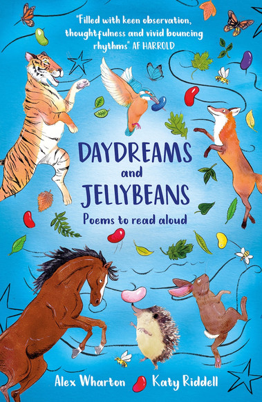 Daydreams and Jellybeans by Alex Wharton and Katy Riddell