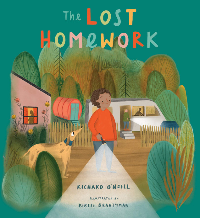 The Lost Homework by Richard O'Neill and Kirsti Beautyman