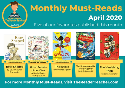 The Reader Teacher April 2020 Monthly Mu