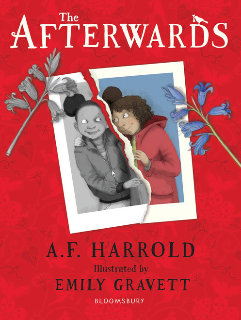 The Afterwards by A.F. Harrold and Emily Gravett