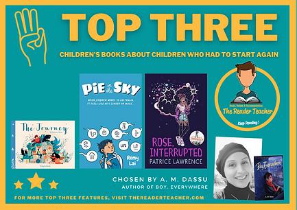 Top Three Children's Book About Children