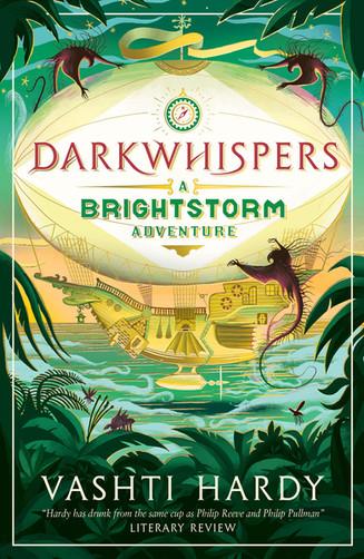 Darkwhispers: A Brightstorm Adventure (Book 2)