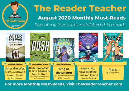The Reader Teacher August 2020 Monthly M