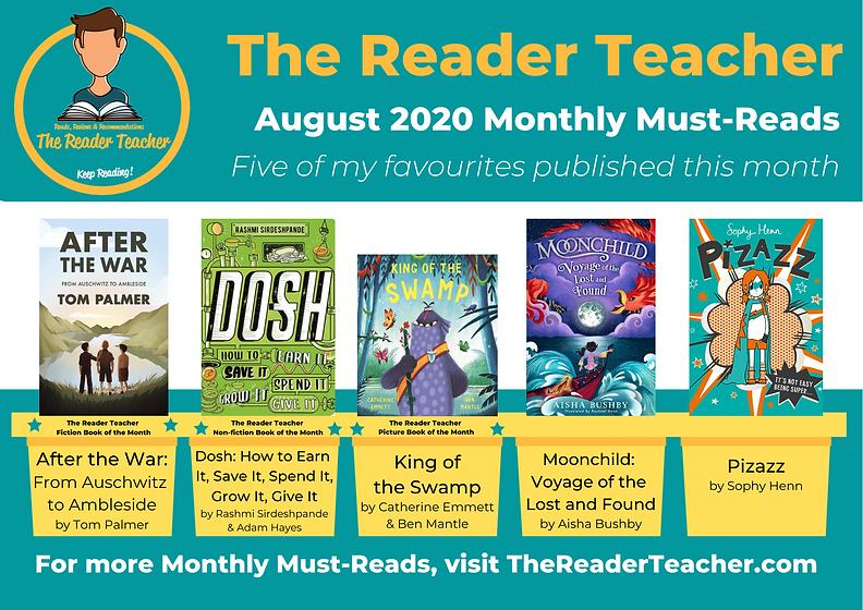The Reader Teacher August 2020 Monthly M