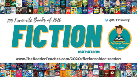 Older Readers (100 Favourite Books of 2020)