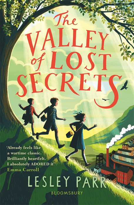 The Valley of Lost Secrets by Lesley Parr