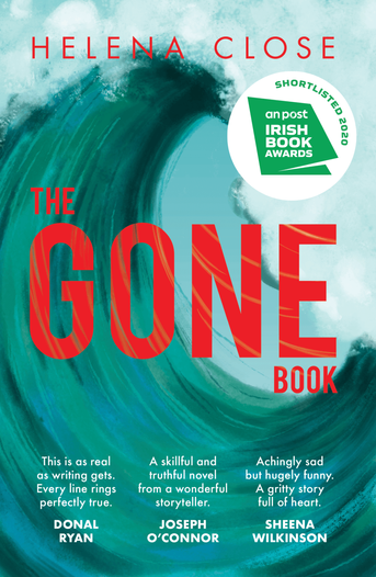 The Gone Book by Helena Close