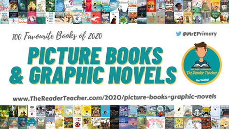 Picture Books & Graphic Novels (100 Favourite Books of 2020)