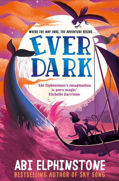 Everdark (The Unmapped Chronicles) by Abi Elphinstone