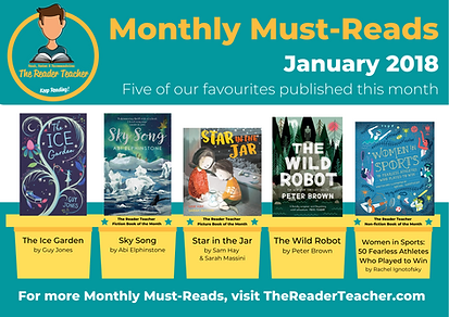 The Reader Teacher January 2018 Monthly