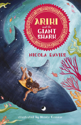 Ariki and the Giant Shark