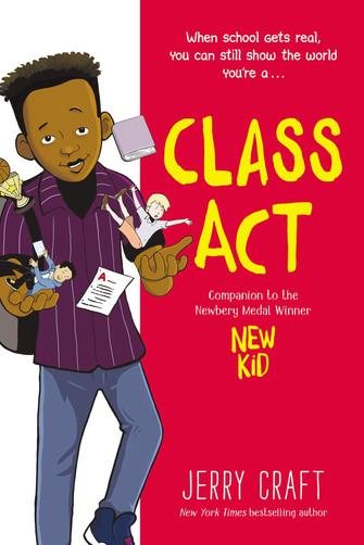 Class Act: New Kid