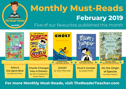 The Reader Teacher February 2019 Monthly