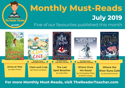 The Reader Teacher July 2019 Monthly Mus