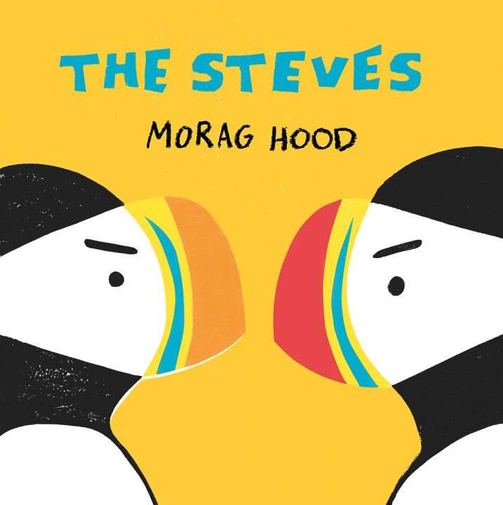The Steves by Morag Hood