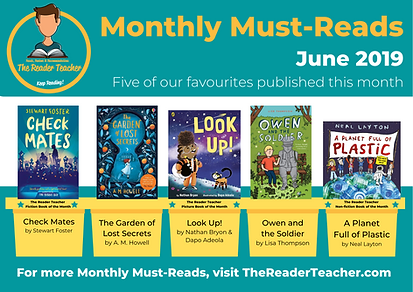 The Reader Teacher June 2019 Monthly Mus