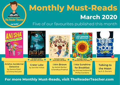 The Reader Teacher March 2020 Monthly Mu