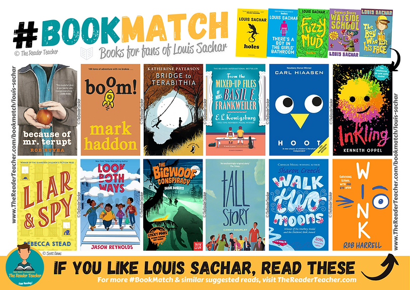 BookMatch Louis Sachar.png