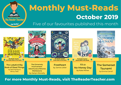The Reader Teacher October 2019 Monthly