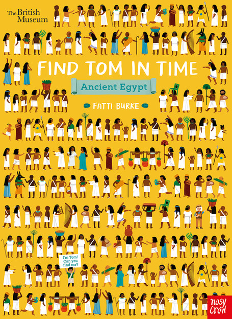 British-Museum-Find-Tom-in-Time-Ancient-