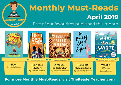_The Reader Teacher April 2019 Monthly M