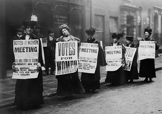 Suffragettes _ Recommended Reads _ Histo