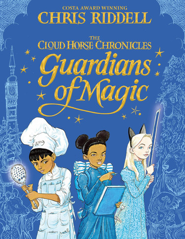 Guardians of Magic: The Cloud Horse Chronicles