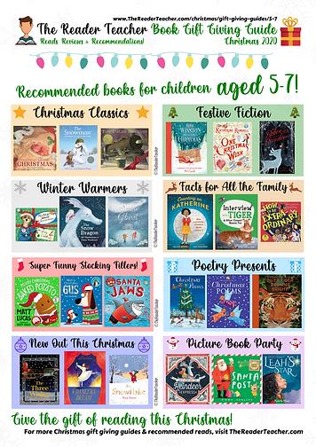 The Reader Teacher Christmas Gift Giving