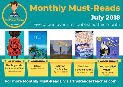 The Reader Teacher July 2018 Monthly Mus