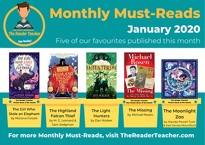 The Reader Teacher January 2020 Monthly