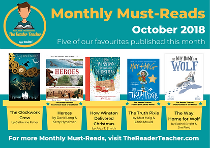The Reader Teacher October 2018 Monthly