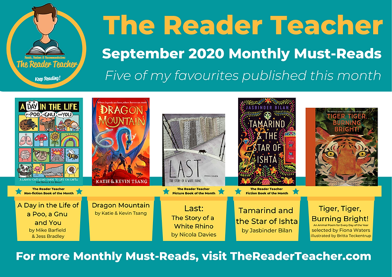 The Reader Teacher Monthly-Must Reads Se