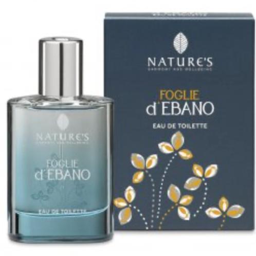 Nature's - Foglie D'Ebano Eau de Toilette