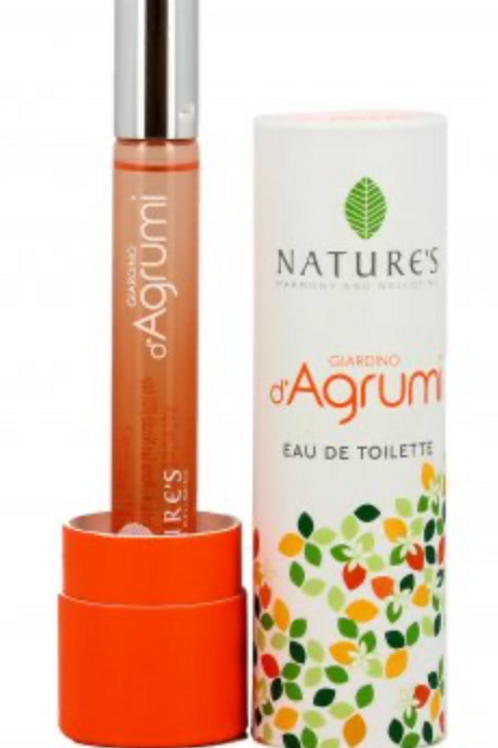Nature's - EDT Roll On - Agrumi