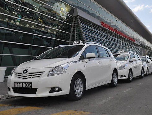 Tbilisi airport taxi