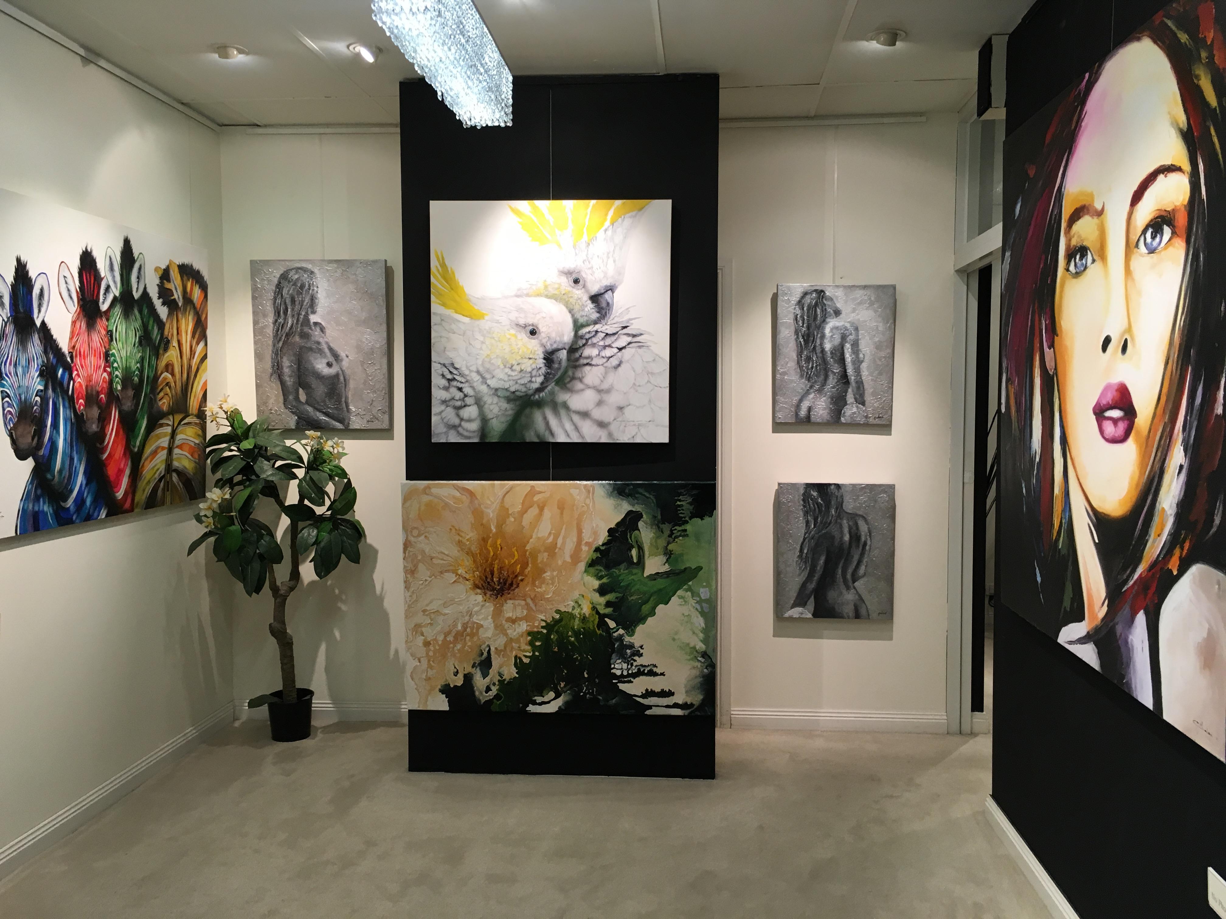South Yarra Art House 2016- 18
