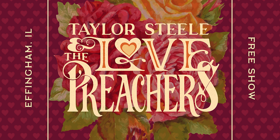 Taylor Steele & the Love Preachers