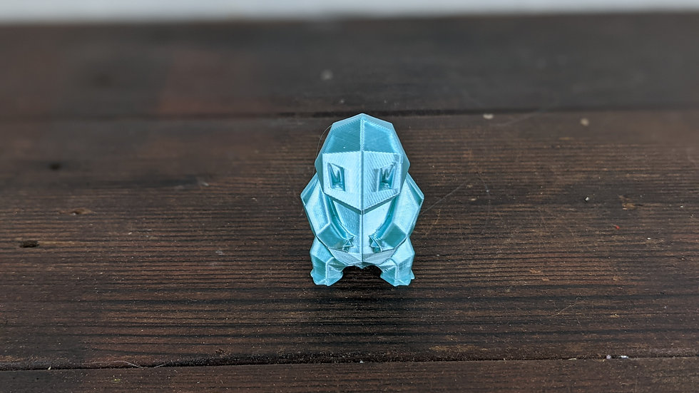 Low Poly Squirtle