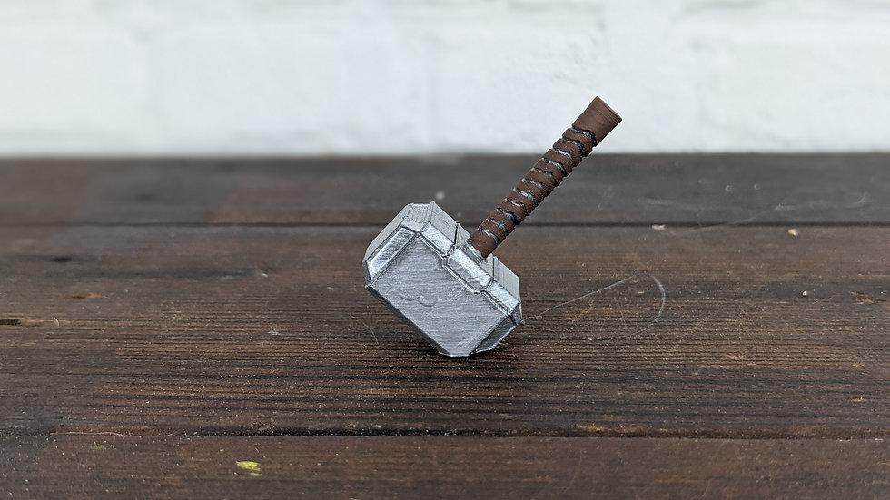 Mjolnir Fridge Magnet