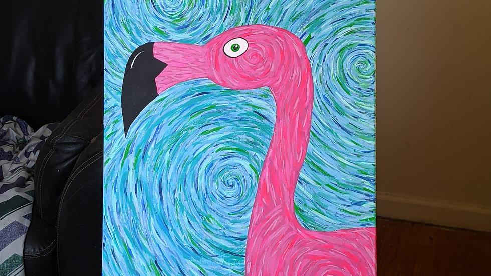 Flamingogh