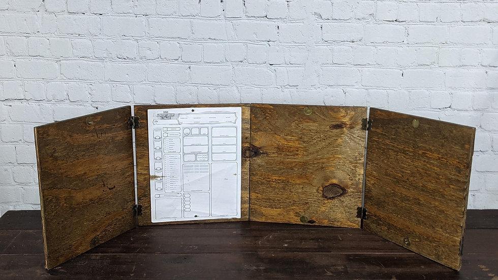 Wood Dm Screen
