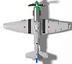 P-51D Mustang Daddys Girl
