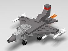 lego f-16 falcon