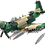 Thumbnail: INSTRUCTIONS - A-1H Skyraider (Camo)