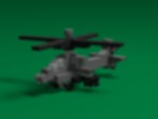 lego ah-64 longbow
