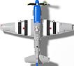 P-51D Mustang Crazy Hose