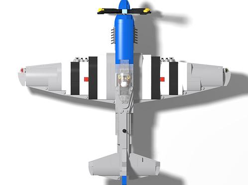 "P-51D Mustang - ""Crazy Horse"""