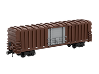 INSTRUCTIONS - 50FT Box Car - Brown.png